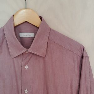 Ermenegildo Zegna Dress Shirt 16.5